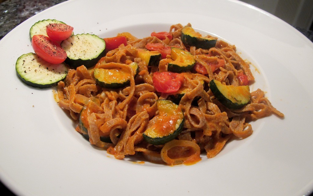 Pasta-a-la-chef-low carb-fitterinsleben - carboo-shop - http://www.carboo-shop.de/fitter_ins_leben